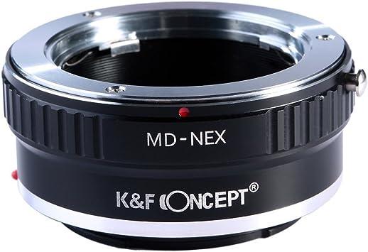 NEX-F3 NEX-5N NEX-7N NEX-5 NEX-7 PCTC Lens Mount Adapter EOS to NEX Compatible for Canon EOS Lens to Sony Alpha Nex E-Mount Camera Body,Fits for Sony NEX-3 NEX-C3