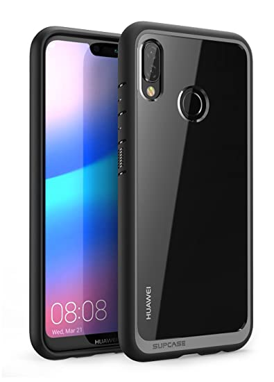 premium selection a6f4d 20056 Huawei Nova 3i Case, SUPCASE [Unicorn Beetle Style Series] Premium Hybrid  Protective Clear Case for Huawei Nova 3i (INE-LX2) 2018 Release (Black)