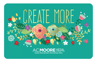 A.C. Moore Gift Card