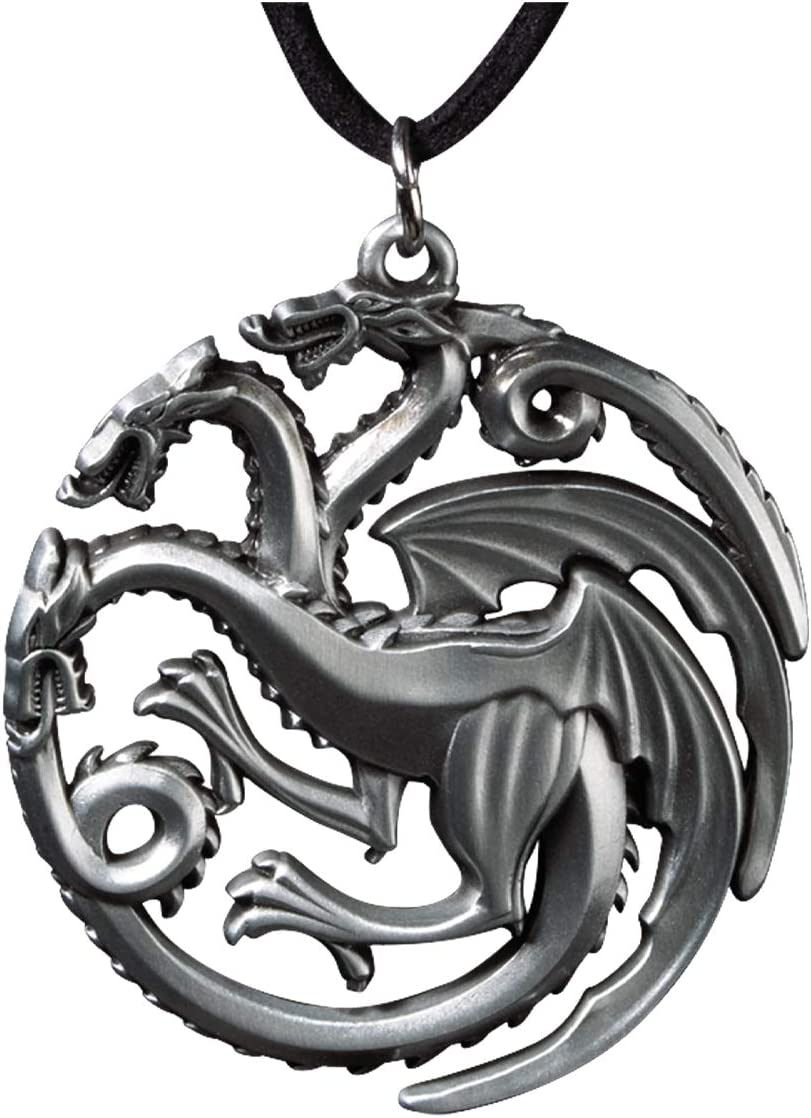 llavero The Noble Collection Targaryen Pendant