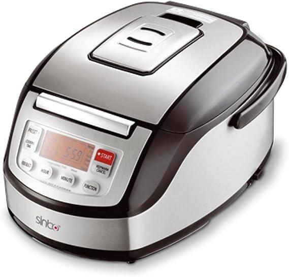 Sinbo SCO5040 - Robot de cocina (860 W, tecnología de conservación ...