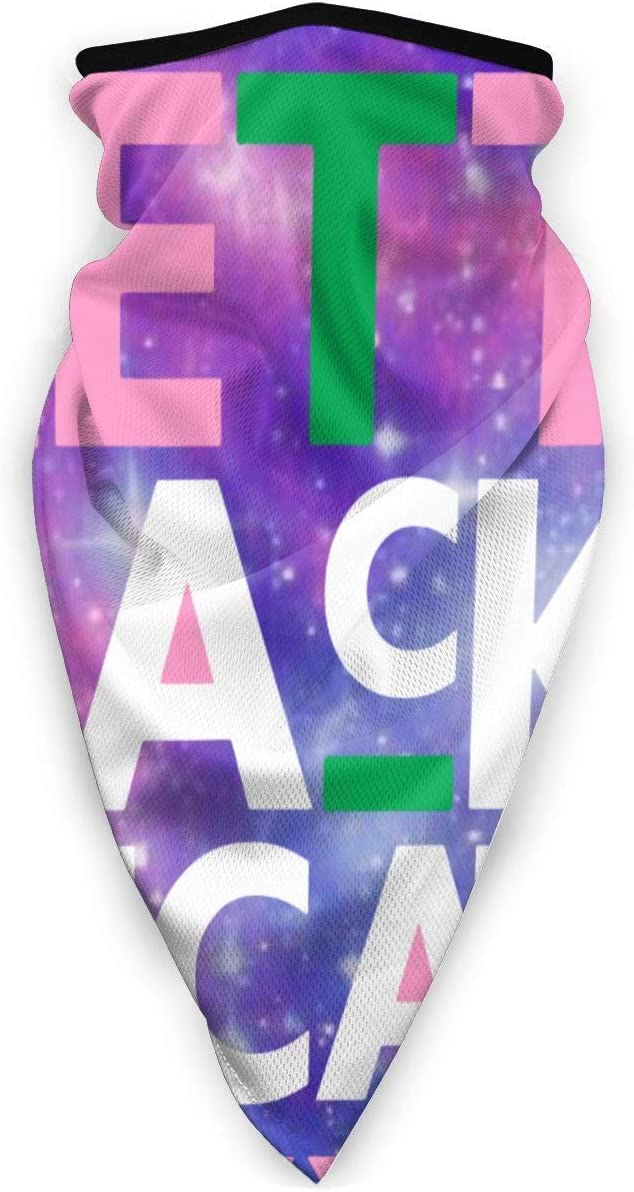 QDAS Alpha Kappa Alpha AKA Pasamontañas para Hombres Mujeres Sombreros con Estampado cálido ma-SK! 3