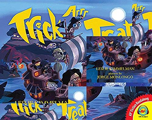 Trick Arr Treat: A Pirate Halloween (Av2 Fiction Readalong 2017)