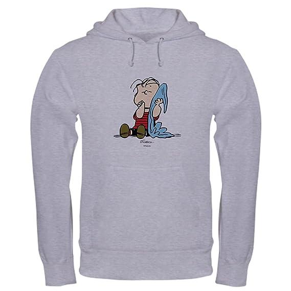 a04fb94d CafePress Linus Van Pelt Pullover Hoodie, Hooded Sweatshirt ...
