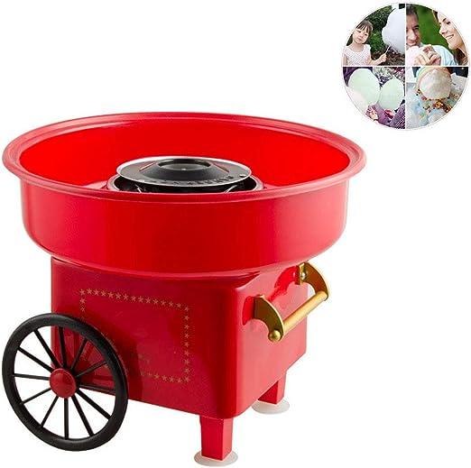 Ttdbd Máquina de algodón de azúcar Caramelo Máquina de algodón de ...