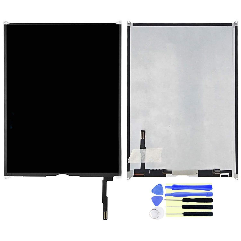 SODIAL LCD Display Screen Replacement Repair for Ipad Air 1 A1474 A1475 A1476 LCD Display Screen Assembly+Tools