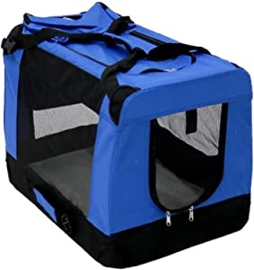 Beds Large and Medium-Sized Dog Kennel Out car Dog cage Removable and Washable Dog House Golden Retriever Dog House pet Tent Teddy