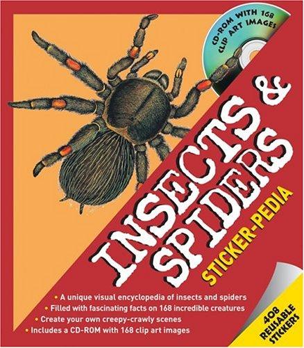Sticker-pedia Insects and Spiders (Stickerpedia Books) pdf