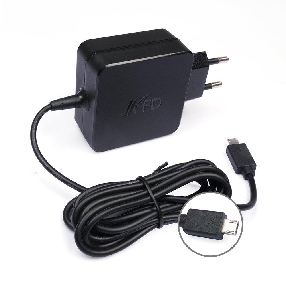 KFD ADP-33AW B Adaptador Cargador Portátil Para Asus Eeebook X205 X205T X205TA F205TA X206HA E202SA, Transformer Book Flip TP200SA, VivoBook E200HA FD0005TS FD0004TS, Asus Eeebook E205SA AD890526 AS19175-808 EXA1206UH HATM0103 19V 1.75A