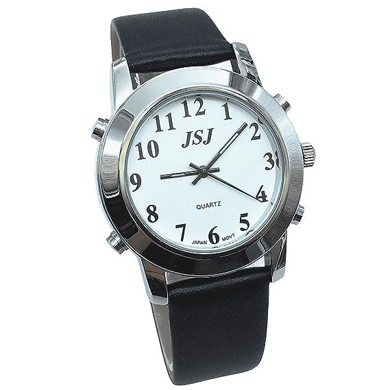 950a3da10e08 Reloj Parlante en Español para Ciegos