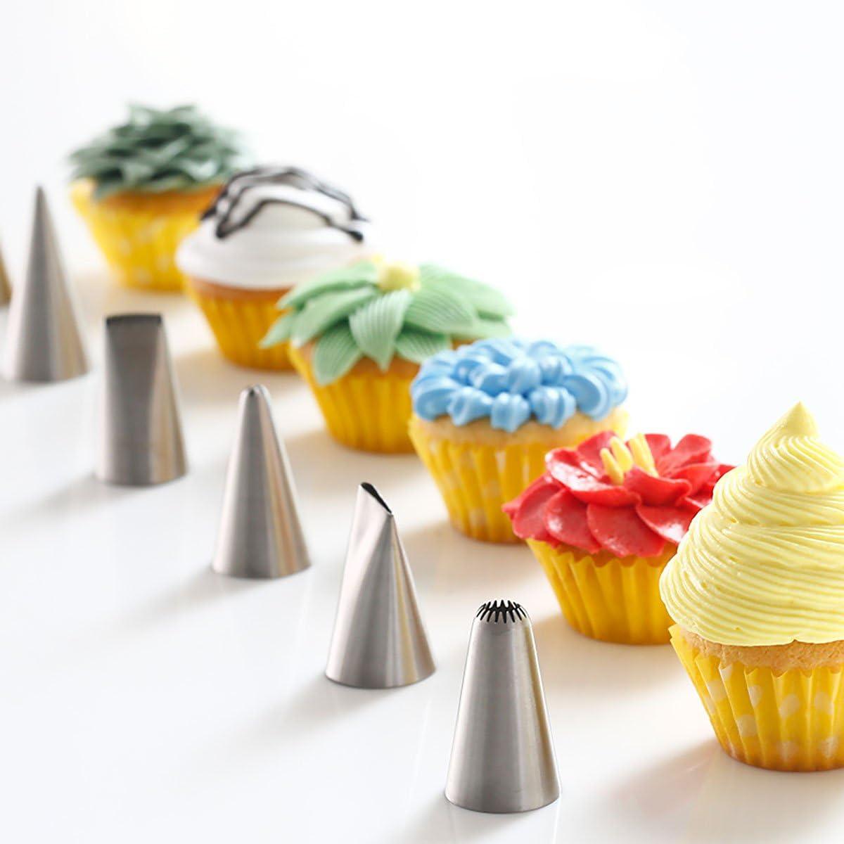 Mesa giratoria para tartas soporte de tarta giratorio todo en uno para la decoraci/ón de tartas con una esp/átula para glaseado y glaseado suave