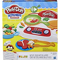 Play-Doh - Cocina divertida (Hasbro B9014EU4)