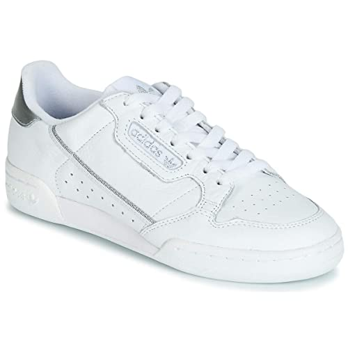 hot sales ef720 919c6 adidas Continental Bianco Argento EE8925 Sneakers per Donna, 36