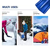 ORIENTOOLS Snow Shovel with 3 Piece Collapsible
