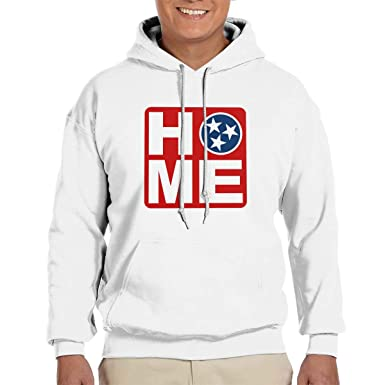 604f242c4e5e Home Tennessee Tri Star Men s Hoodies Men s Sweatshirts Pullovers with  Pockets ...