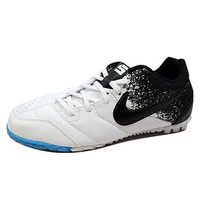 7ee11e15cb6ae NIKE Men's 5 Bomba White/Black-Blue Glow 415130-104 Shoe