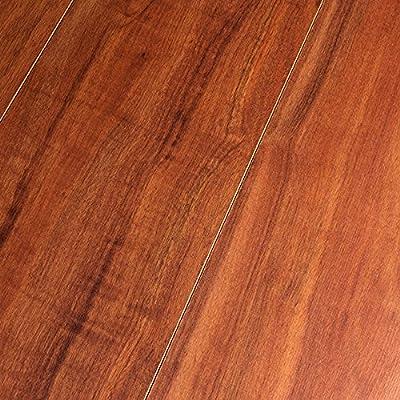 Inhaus Elements African Rosewood 7mm Laminate Flooring 32816 SAMPLE