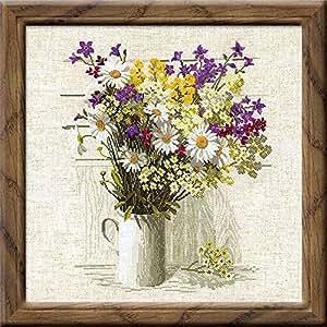 Wildflowers - Cross Stitch Kit