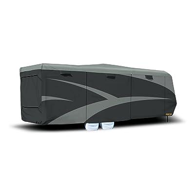 """ADCO 52273 Designer Series SFS Aqua Shed Toy Hauler RV Cover - 24'1"""" - 28': Automotive"""