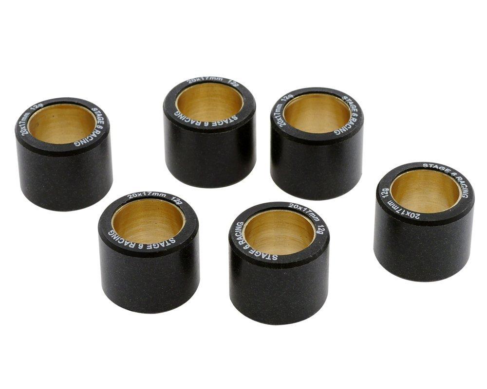 10,00g Variomatikgewichte STAGE6 20x17mm