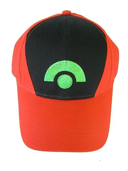 Amazon.com  Pokemon Nintendo Trainer Ash s Hat - Advanced Generation ... d025c72ce6f