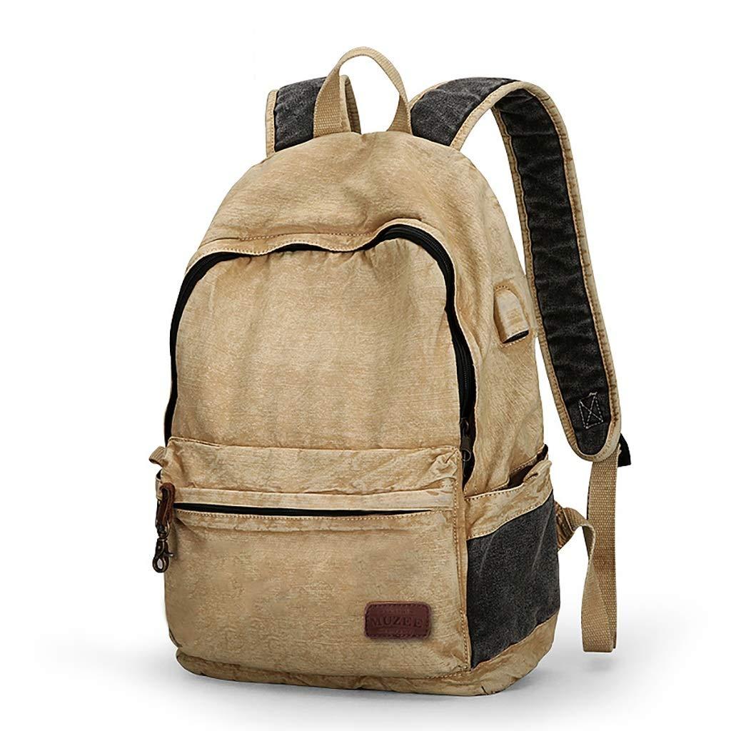 アルパインパック バックパックの学校のバッグレジャー旅行のバックパックの光レトロ32 * 16 * 42センチメートル (色 : A)  A B07LGJTGLS
