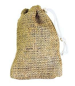 MPyramid - Sacos de yute (24 unidades, XL, 30 x 20 cm)
