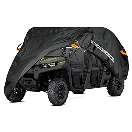 0c135e23 Amazon.com: NEVERLAND UTV Cover, Waterproof Heavy Oxford Material for Polaris  RZR XP 4 1000 General 4 Ranger crew: Automotive