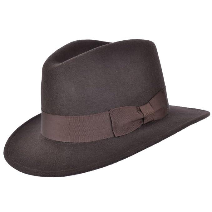 Wrapeezy Indiana - Sombrero de Fedora de cowboy 0badc8e1c93