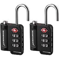 2-Pack XCSOURCE TSA Approved Luggage Locks