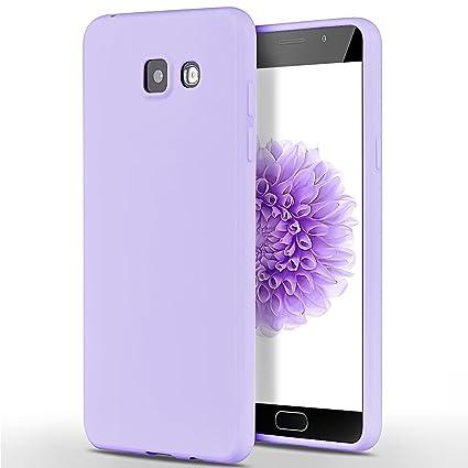 SpiritSun Funda para Samsung Galaxy A3 2016, Soft Carcasa Diseño Mate Ultrafina TPU Bumper Suave Silicona Carcasa Ultra Delgado y Ligero Goma ...