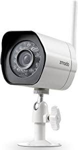 Zmodo ZM-W0003 720P HD Wireless Indoor Outdoor IP Network Camera