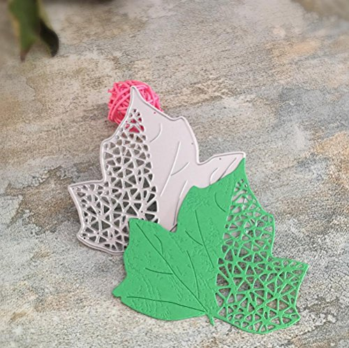 Metal Cutting Dies Stencils for DIY Scrapbooking Photo Album Paper Card Gift by Topunder]()