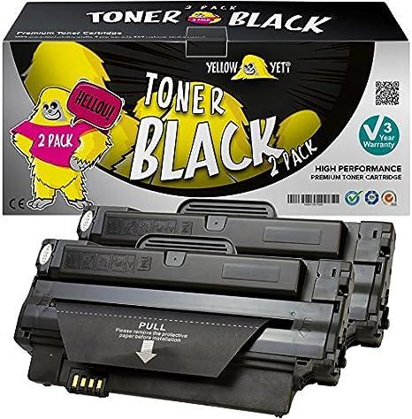 TONER EXPERTE/® Toner compatibile per MLT-D1052L Samsung ML-1910 ML-1915 ML-2525 ML-2525W ML-2540 ML-2545 ML-2580N SCX-4600 SCX-4600FN SCX-4623F SCX-4623FN SCX-4623FW SF-650 SF-650P 2500 pagine