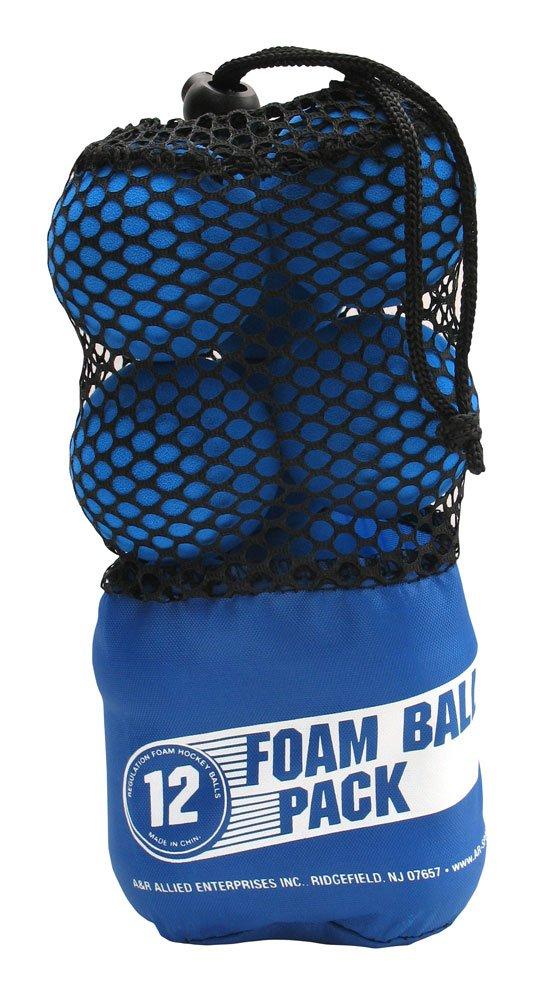 A&R Sports Mini Balles en mousse (lot de 12) MGBALL12