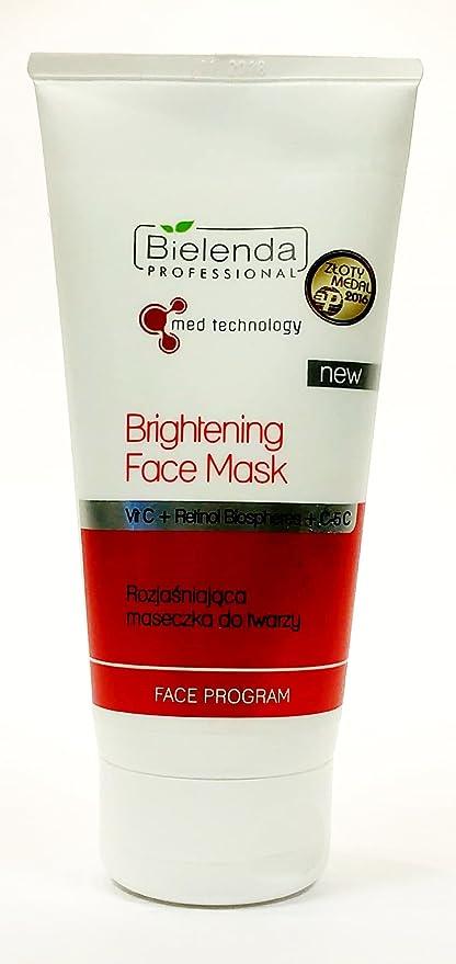 Bielenda profesional máscara de brillo con Vitamina C & Retinol | reti-vit. C