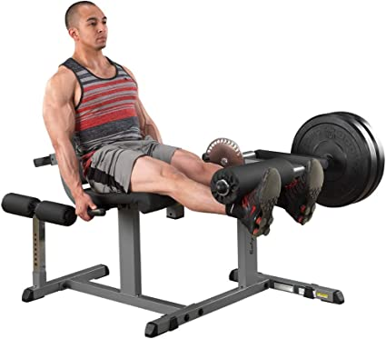 Body-Solid Leg Extension and Curl Machine