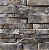 Cultured Manufactured Stone Veneer Wall Siding - Fieldstone - Kodiak Plains