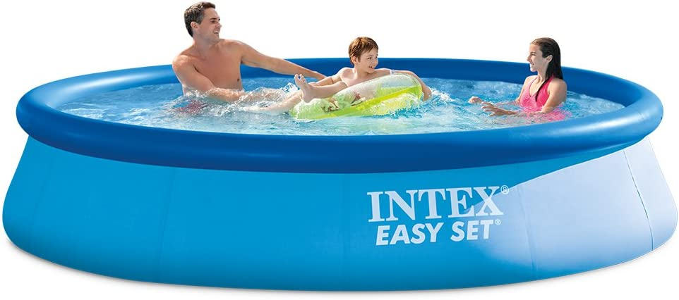 Intex 12ft X 30in Easy Set Pool Set With Filter Pump Garden Outdoor