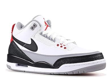 watch 21828 56b70 Amazon.com | Air Jordan 3 Tinker NRG AQ3835 160 White/Black ...