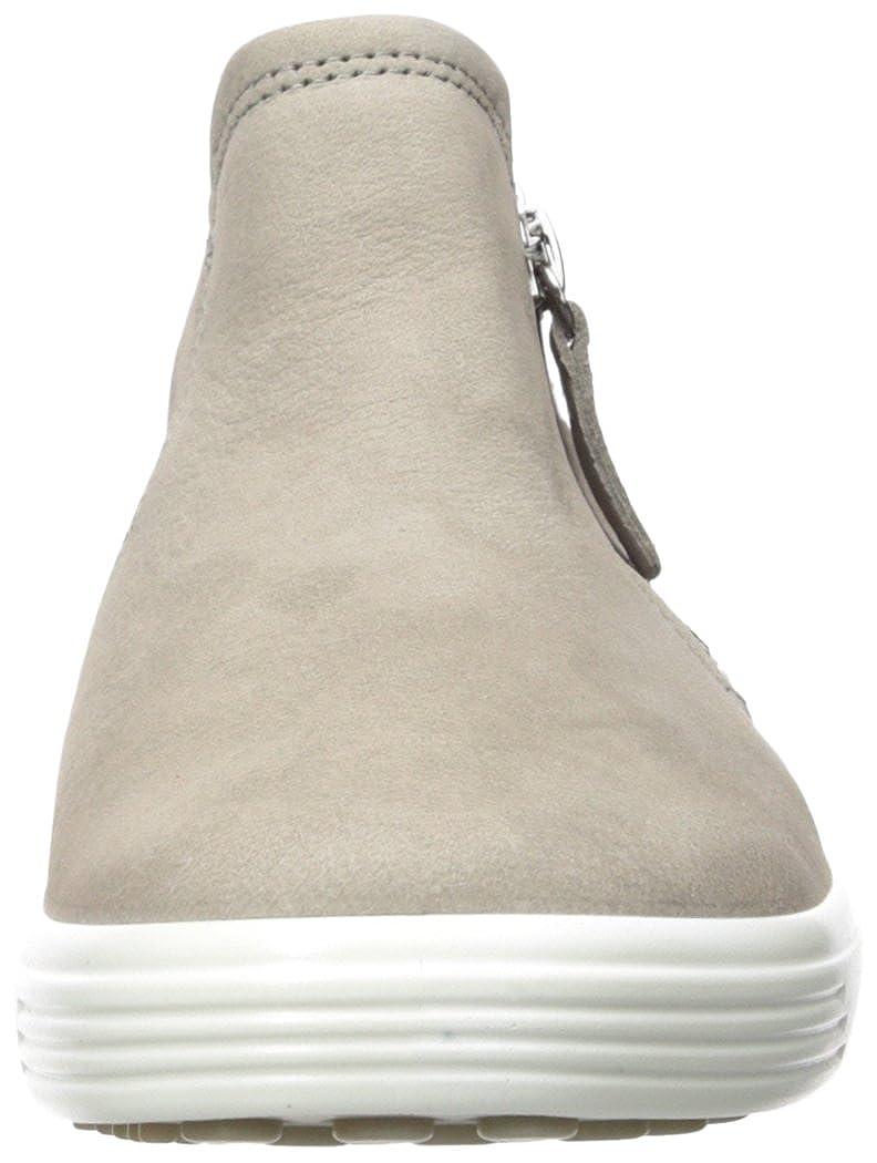 Ecco Damen Soft 7 Ladies Stiefeletten Grau (Warm Grau/Powder) Grau/Powder) Grau/Powder) f0d250