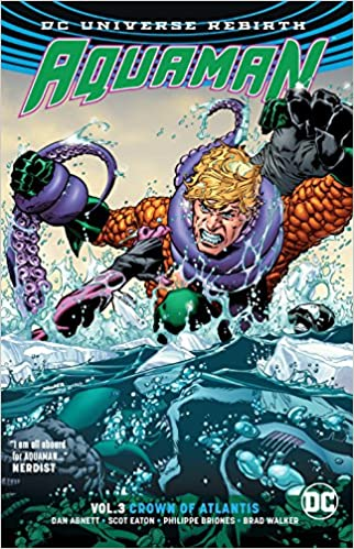 Aquaman Vol 3 Rebirth Crown of Atlantis