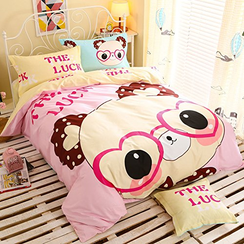 anime bed sheets - 1