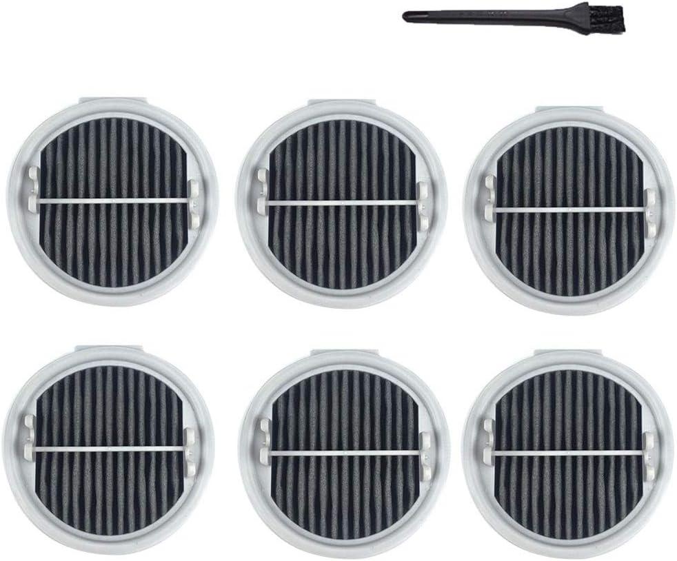 7Lucky - Accesorios de Limpieza de Filtro para aspiradora Xiaomi ROIDMI F8 F8E NEX, Accesorios para aspiradora: Amazon.es: Hogar