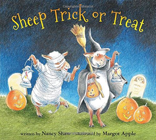Sheep Trick or Treat (board book) (Sheep in a
