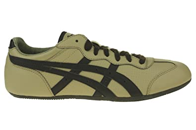 Homme Beige Synthétique Asics Whizzer Lo Perf Sneaker