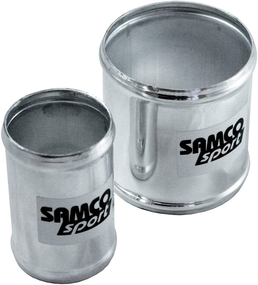 Silber Samco Sport AJ//25 Samco Alloy Kupplungsglied-L/änge 80mm-/Ø25