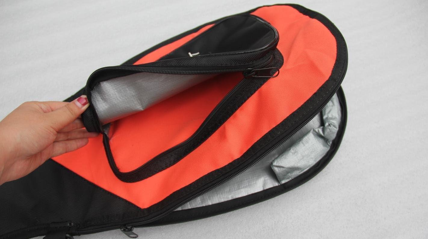 ZJ Sport Nueva Bolsa de la Paleta con la Correa Ajustable para la Paleta de la Canoa del Outrigger
