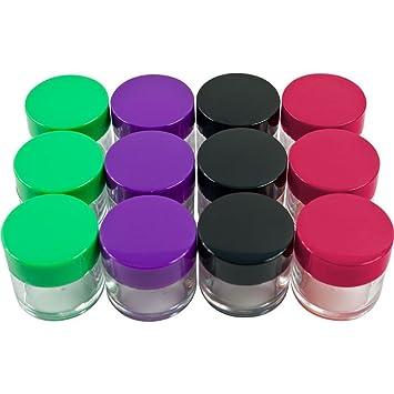 Envases Vacios Para Cremas Cosmeticas - Envases Para Cosmeticos De 20 Gramos/20ML - Set