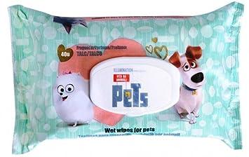 Camon Toallitas limpiadoras para la limpieza del dormir – Perro o Gato